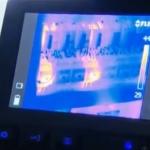 termografi av sikringsskap
